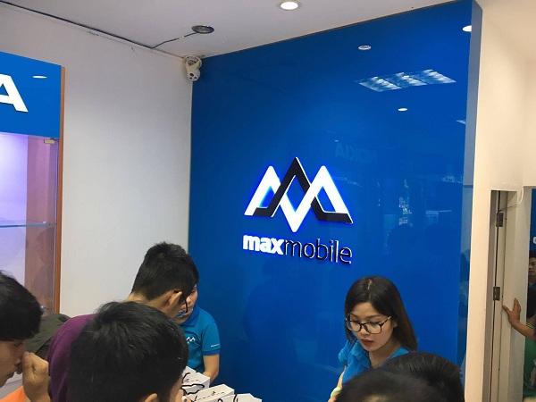Maxmobile địa chỉ cung cấp các dòng máy chính hãng