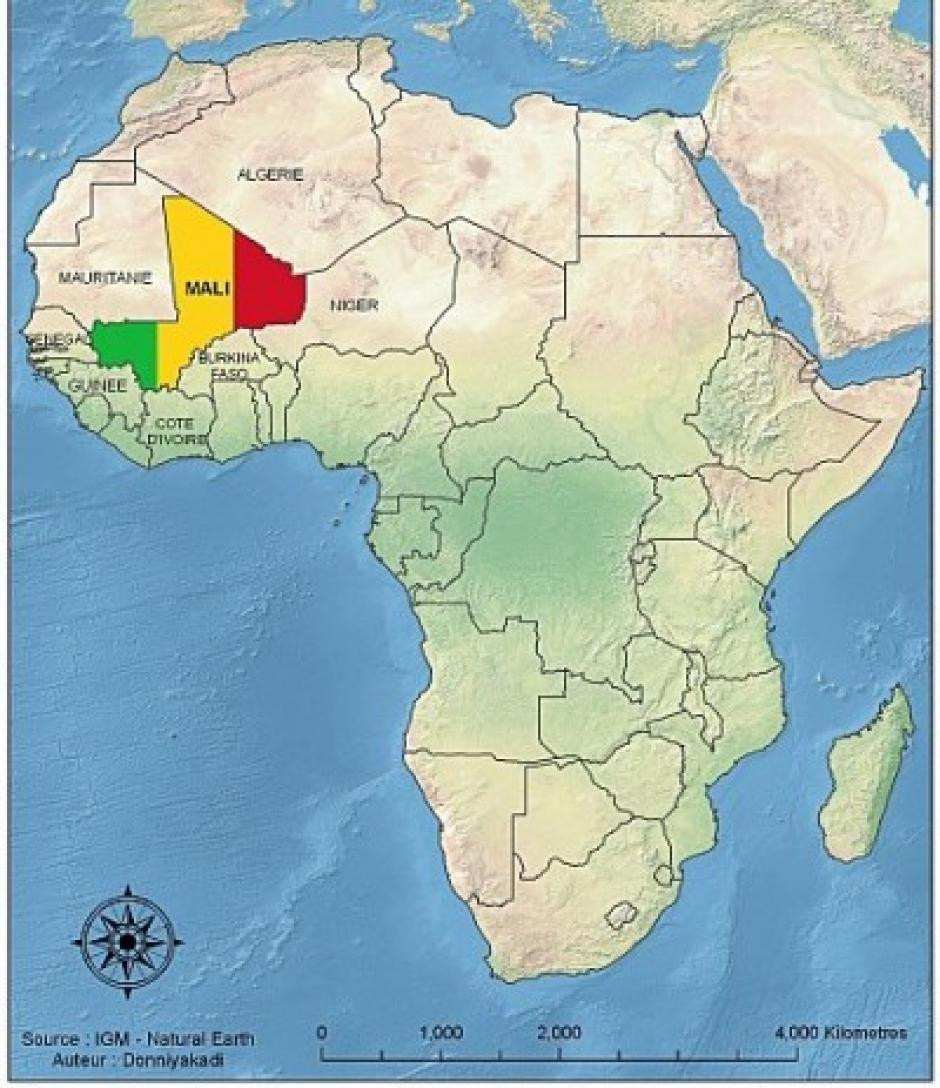 january 20 armed forces day in mali