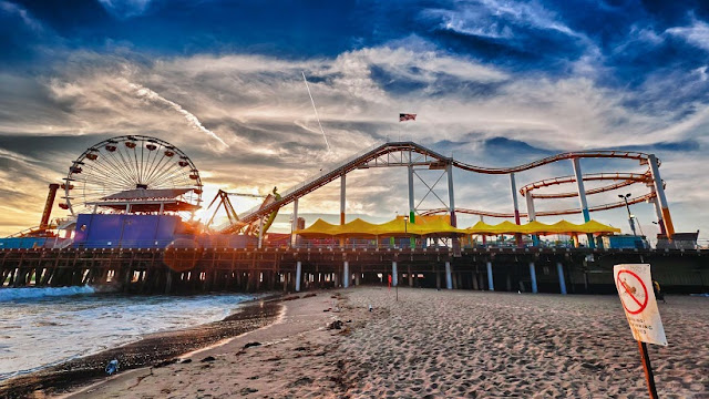Roteiro por Santa Monica