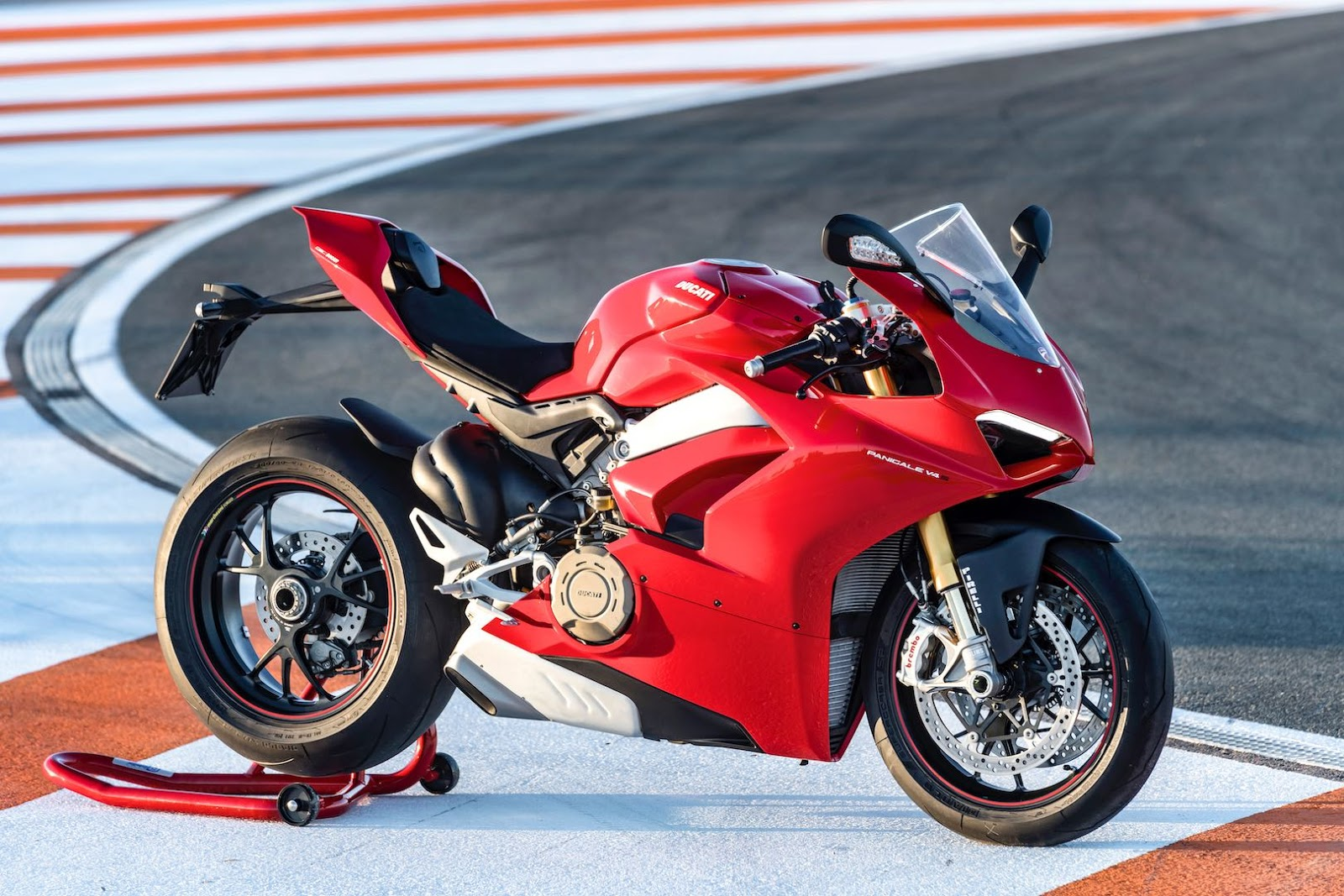 Ducati  Panigale Top Speed