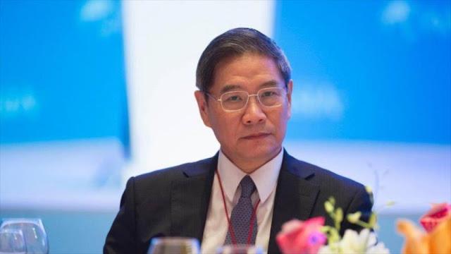 China confirma la ruptura de relaciones con Taiwán