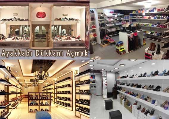 77d60beedcafc Ayakkabı Dükkanı Açmak İş Fikirleri | Yeni iş Fikirleri, Sermayesiz ...