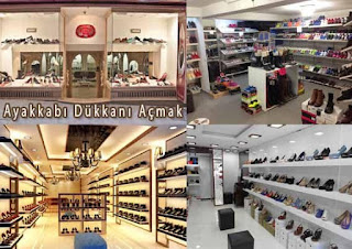Ayakkabı Dükkanı Açmak