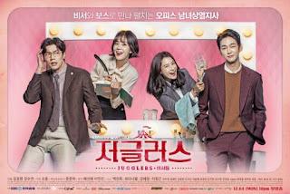 sinopsis drama korea jugglers episode 2