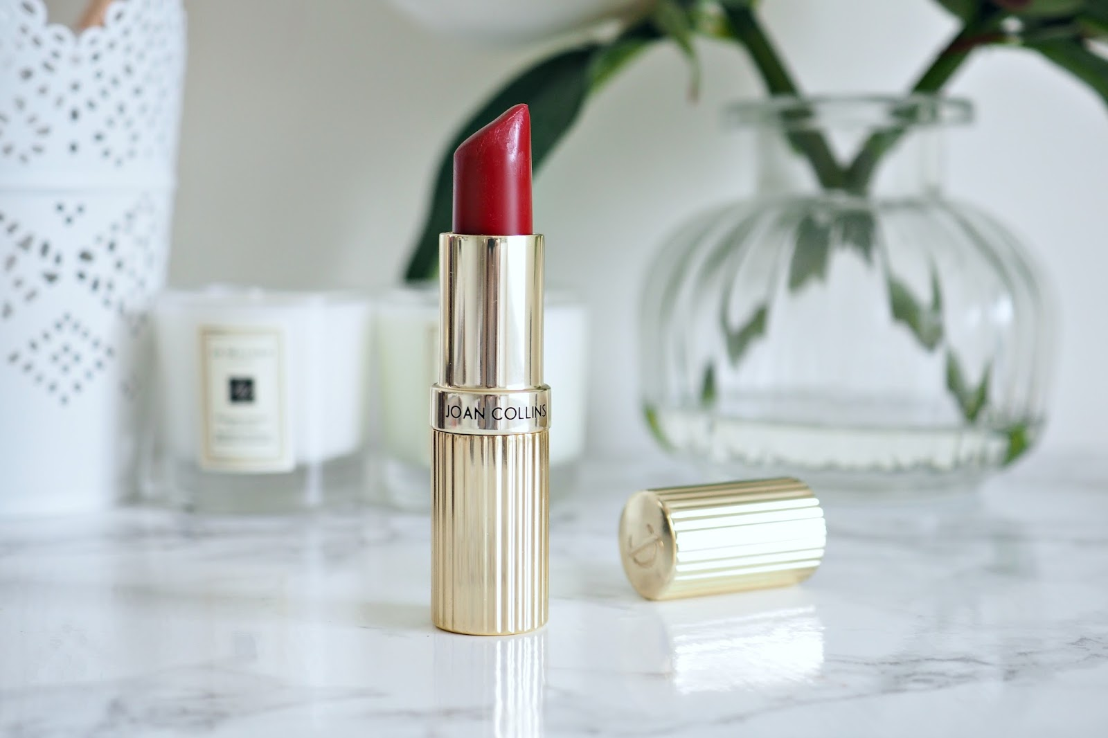 Joan Collins Divine Lips Lipstick in shade 'Crystal'