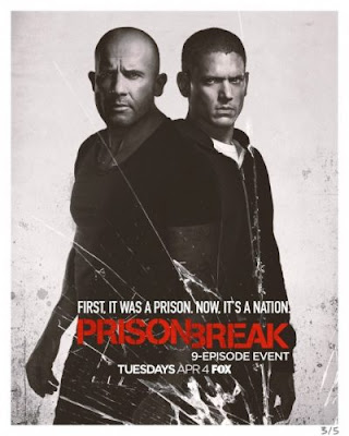 Nonton Prison Break Season 5 sub indo 2017