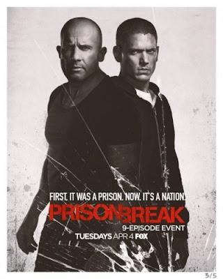 Nonton Prison Break Season 5 sub indo 2017