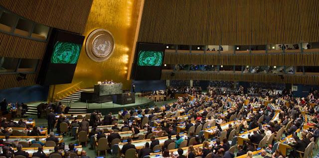 Asamblea General de la Organizacion de las Naciones Unidas