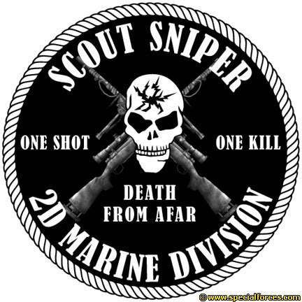 History and the Current Context : SS Logo used by Marine Corps Scout