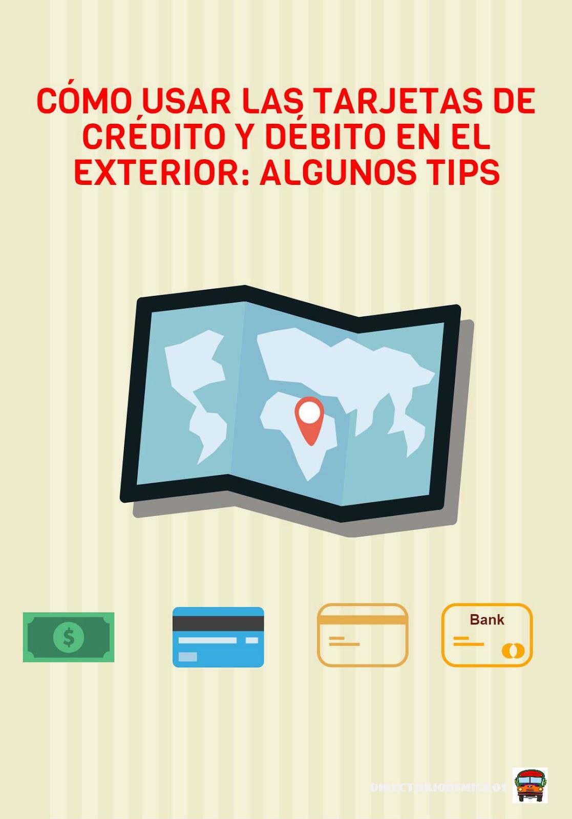 Como sacar dinero con la tarjeta de credito en el exterior - Habilitar visa debito para el exterior ...
