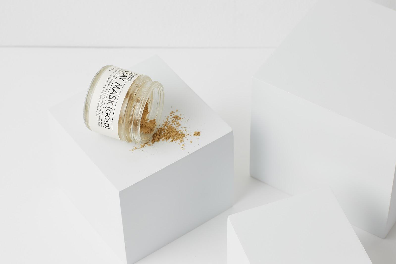 Fig + Yarrow Gold Clay Mask review natural organic skincare hellolindasau linda sau credo beauty