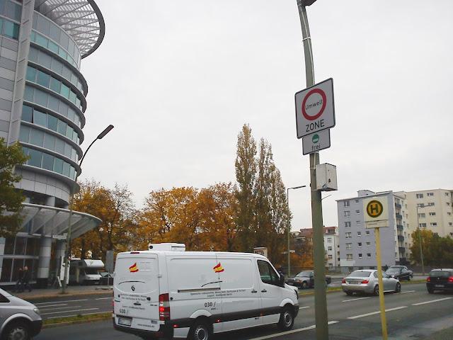 Alemania Zona ambiental