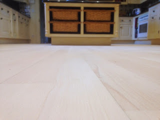 maple wood sanding and white finish cambridge