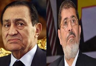 الشارع تابع محاكمة مرسي زيها زي مبارك 4/11/2013 على موقع ايجى كول