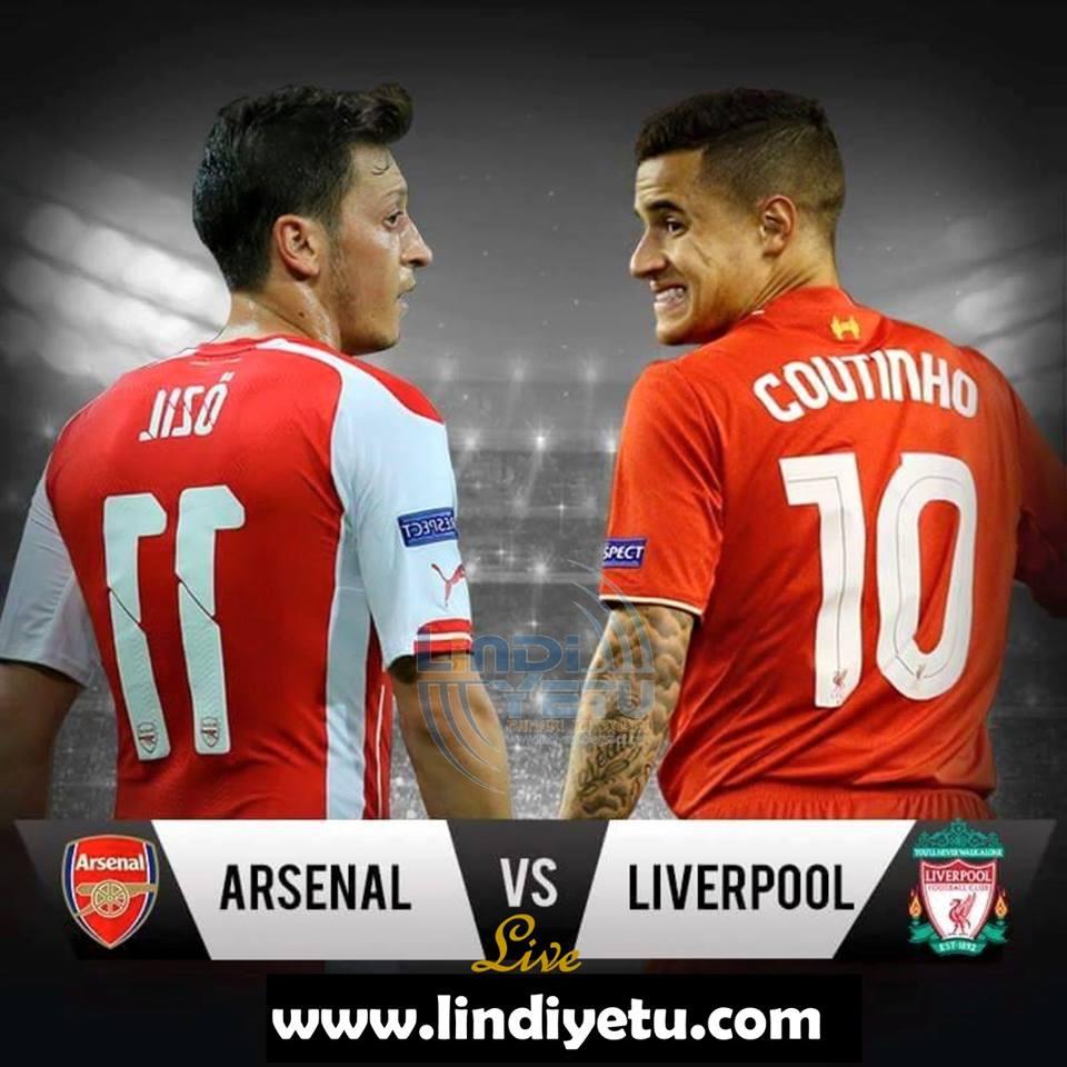 Arsenal vs Liverpool live