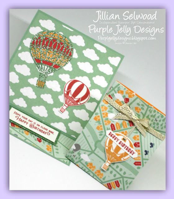 Carried Away DSP, Mint Macaron Cardstock, Gift bag punch board, Easel card