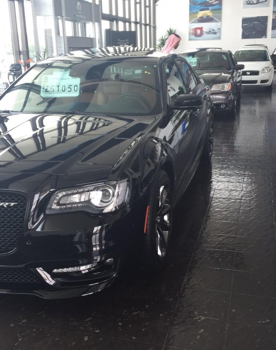 2015 Chrysler 300 SRT8 Lives On In The Middle East ...