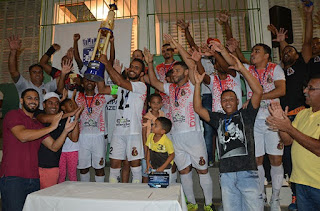 FUTSAJ sagra-se campeã do Campeonato de Futsal Capital do Recôncavo