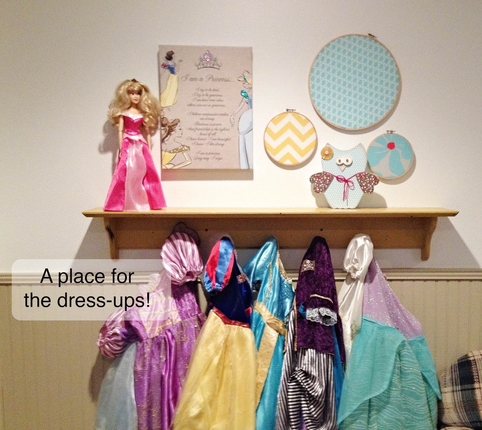 It's Written On The Wall: Ideas For Kids Play Room, Rain