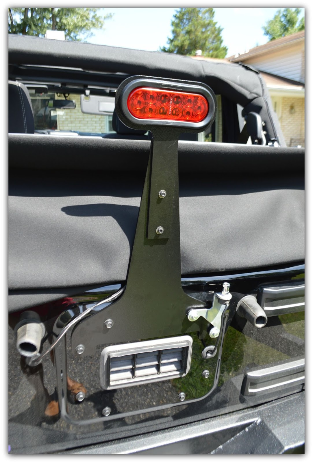 Third Brake Light Law 72 Nova Dash Wiring Diagram Jeep Momma Blog Wrangler Mods Sorting Out The In Section On Lights There Is No Mention Of A Requirement For Operable