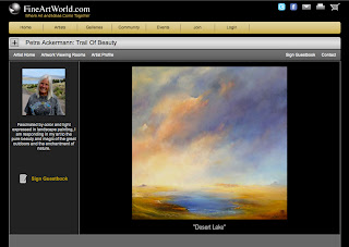 Fine Art Websites Fine Art Websites Petra Ackermann German Artist