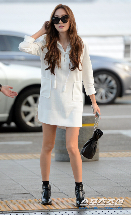 Jessica Jung Is Off For Another Overseas Schedule Wonderful Generation