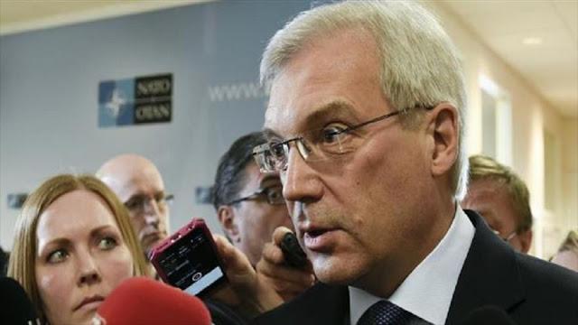 """""""La OTAN intenta imponer a Rusia la agenda de la Guerra Fría"""""""