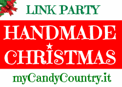 myCandycountry Handmade Christmas Link Party