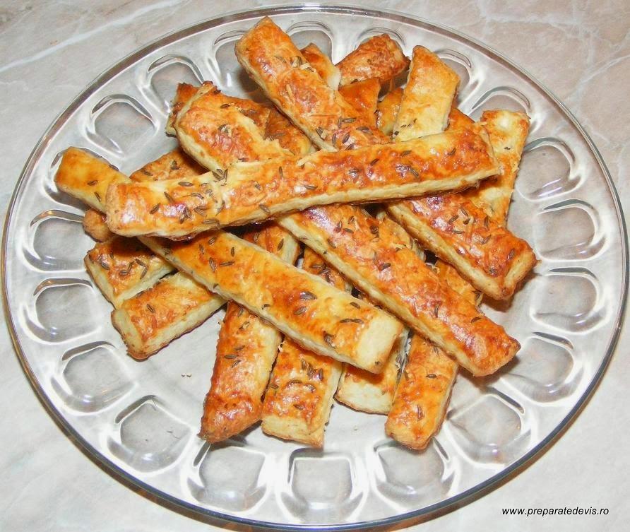 retete si preparate culinare saratele cu branza sarata si seminte de chimen