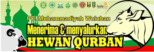 Panitia Qurban PCM Wuluhan