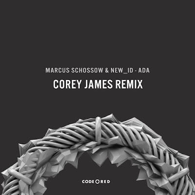 Corey James remixes Marcus Schossow & NEW_ID's 'ADA'