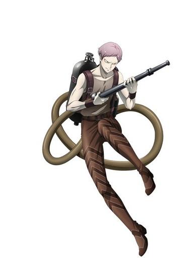 Kousuke Toriumi como Tatsumi (Serpiente, hermano menor), nombre real Takeyasu Tsumita. Nacido el 10 de octubre. Roba a aquellos a los que mata.