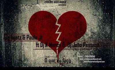 Cg beatz & Paulo Jt - O que eu faço (2018)