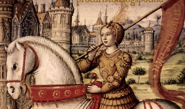 A Jeanne d'Arc-probléma