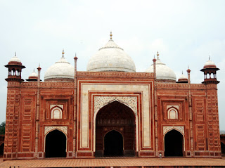 Taj Mahal Mosque, heritageofindia, Indian Heritage, World Heritage Sites in India, Heritage of India, Heritage India