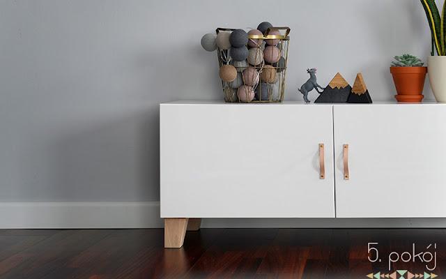 DIY: Metamorfoza szafki BESTÅ [IKEA HACK] - CZYTAJ DALEJ