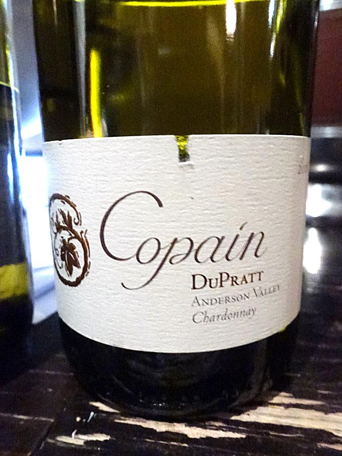 Copain DuPratt Chardonnay 2016 (91 pts)