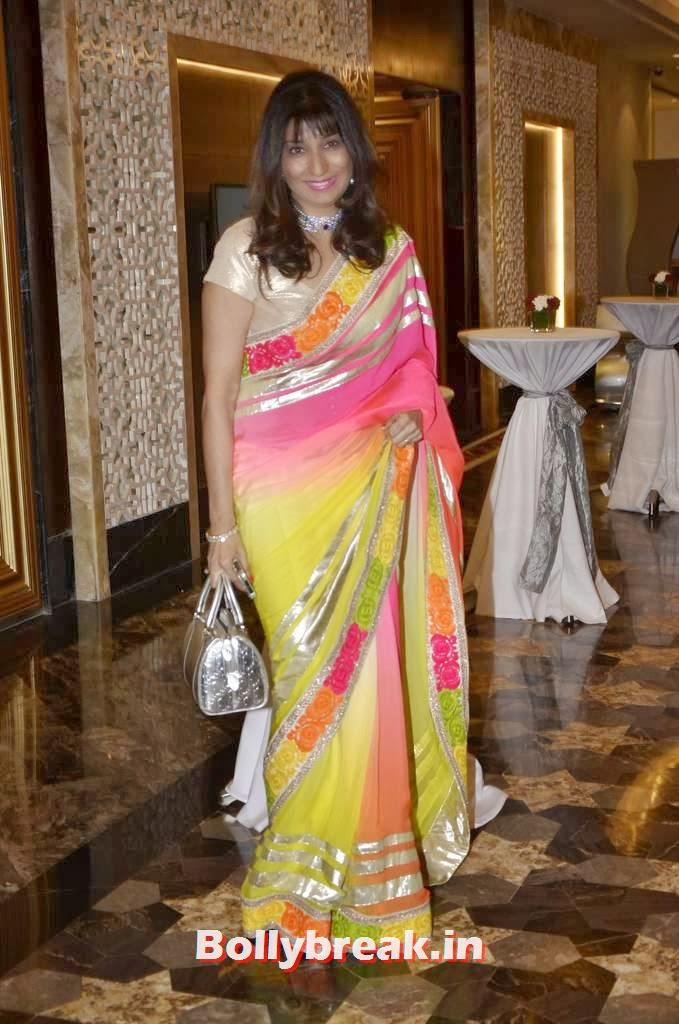 Rishma Dhillon Pai : author of Fit at 40 Book, Yesteryear Actresses at the Launch of Fit at 40 Book