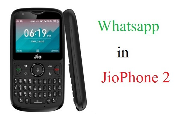 How to Download and Install WhatsApp on JioPhone and JioPhone 2