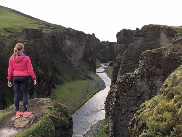 praca i podróżowanie islandia