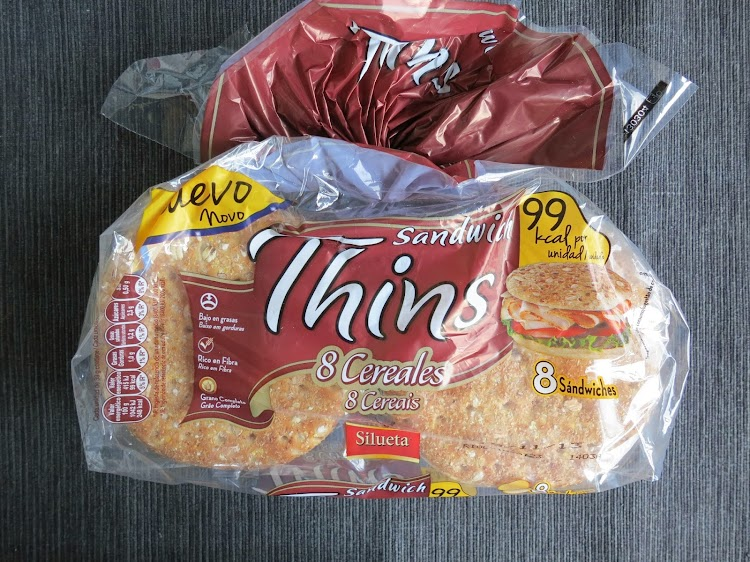 Sandwich Thins 8 Cereais