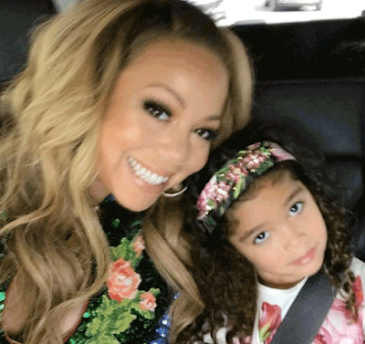 BEAUTIFUL PHOTOS MARIAH CAREY AND HER ADORABLE TWINS