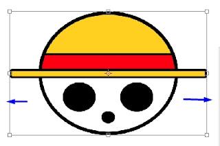 pada tutorial photoshop hari ini grafis Cara Membuat Logo One Piece Dengan Photoshop