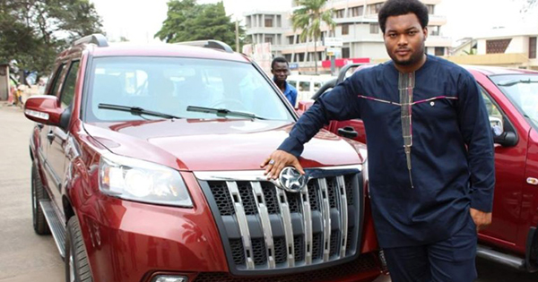 Kwadwo Safo, CEO of Kantanka Group