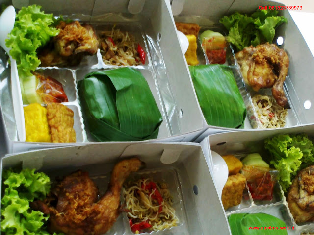Nasi box online ciwidey