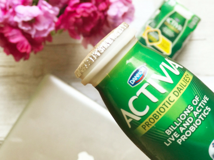 Reduce Minor Digestive Discomfort Doing This Twice A Day - Activia Two Week Challenge