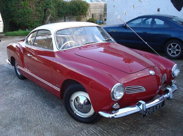 1961 Volkswagen Karmann Ghia