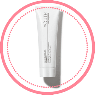 Youth Luminous Geli Oil Cleanser Shaklee