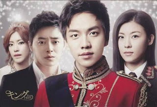 Drama Korea 2012 The King 2 Hearts