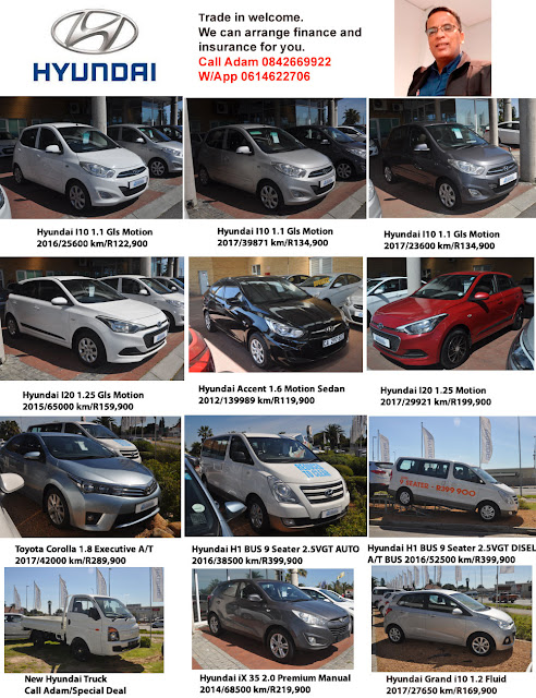 Hyundai GumTree OLX Used cars for sale in Cape Town Cars & Bakkies in Cape Town